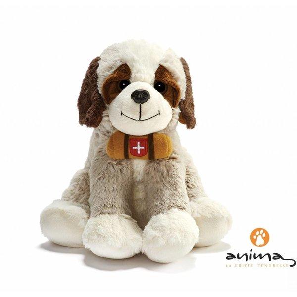 Anima Sint Bernard, zittend, 25 cm, Anima