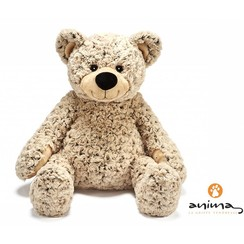 Teddybeer zittend 41 cm, Anima