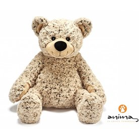 Anima Teddybeer zittend 41 cm, Anima