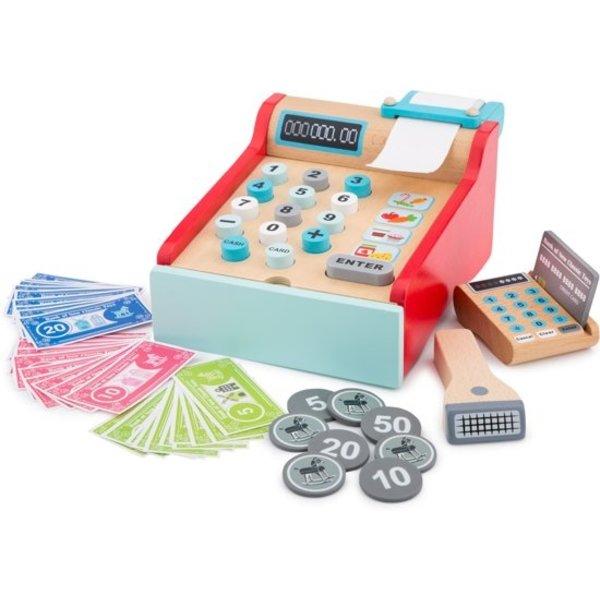 New Classic Toys Speelgoed Kassa, New Classic Toys