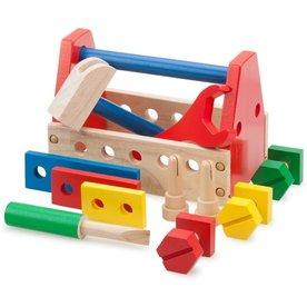 New Classic Toys Kindergereedschap Gereedschapskist