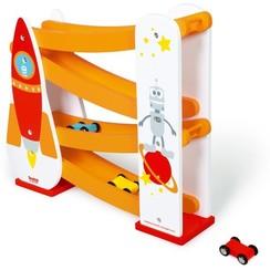 Rolling Slope Raket - Autobaan - Knikkerbaan