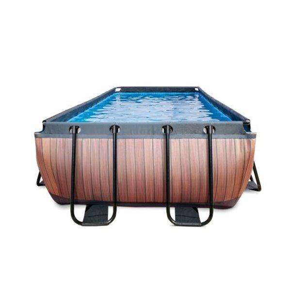 EXIT zwembad 540x250cm met zandfilterpomp