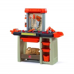Step 2 Handyman werkbank Oranje