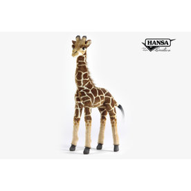 Hansa Knuffel Giraffe, 50 cm, Hansa