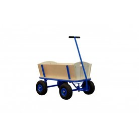 Sunny  speelhuisjes Bolderwagen Billy (blauw)