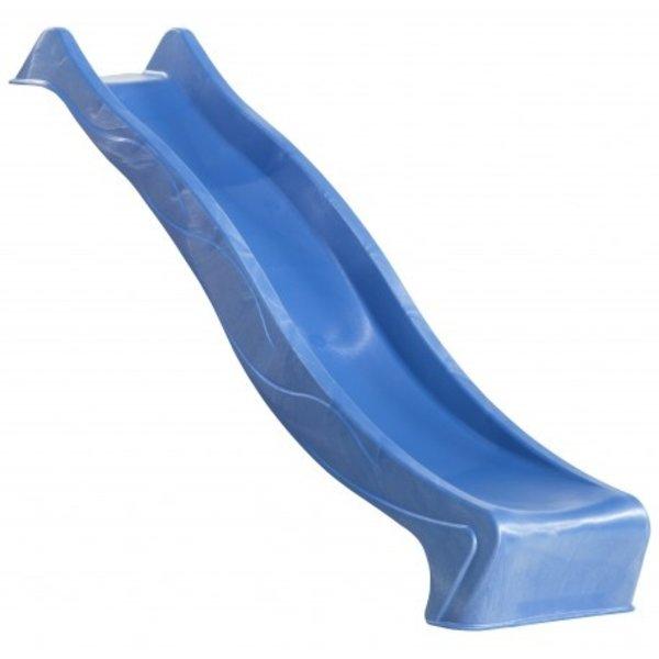 Sunny Glijbaan 220 cm donkergroen of blauw