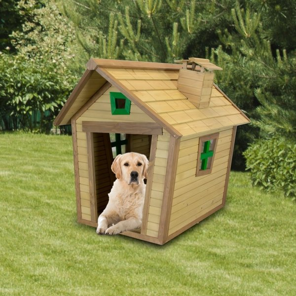 Speelhuis AXI Dog House Hondenhok, Axi