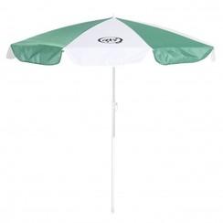 Parasol (groen/wit)