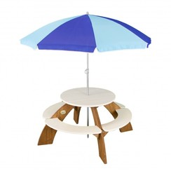 Orion Picknicktafel (incl. Parasol)