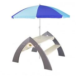 Kylo XL Picknicktafel (incl. Parasol), AXI