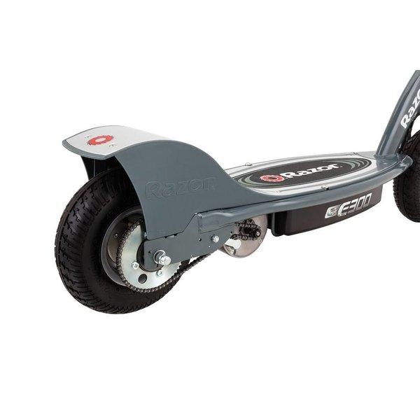 Razor Step Razor electric: E300S grijs met zadel