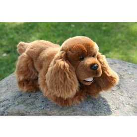 Anima Knuffel Cocker Spaniel 27 cm, Anima