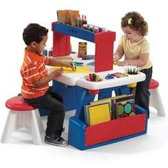 Knutsel tafel voor 2 personen, Step 2