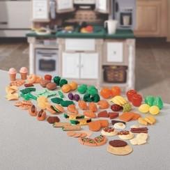 Speelgoed Voedsel, 101 stuks, Step2