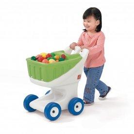 Step2 Speelgoed Winkelwagen groen, Step2