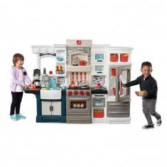 Grote speelgoed keuken Grand Luxe