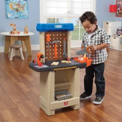 Kinderwerkbank Handy Helper, Step2