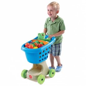 Step2 Booschappenwagen Little Helper voor kinderen
