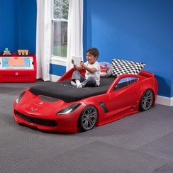 Corvette Z06 Bed, Step2