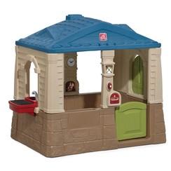 Step2 Happy Home speelhuisje met barbecue