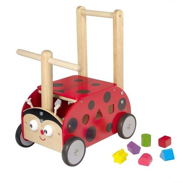 I'm Toy  Loopwagen Lieveheersbeest; I'm Toy