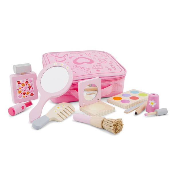 New  Classic Toy Make Up set Roze- 11 delig