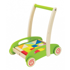 Blokkenwagen Block & Roll