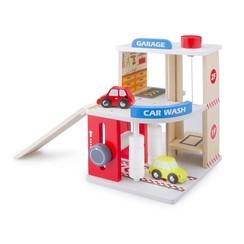 New classic toys - garage met carwash
