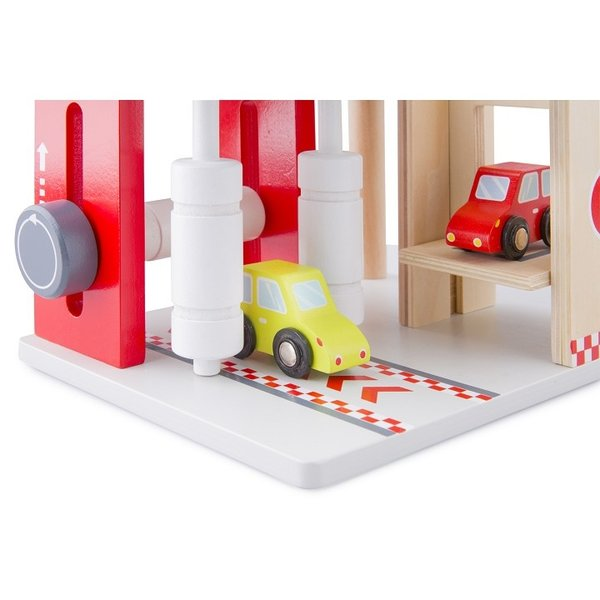 New Classic Toys new classic toys - garage met carwash en 2 auto's