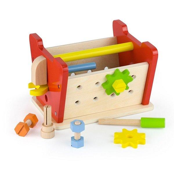 New Classic Toys Viga Toys -Kinder werkbank klein