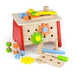 Viga Toys - houten werkbank