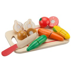 new classic toys - snijset - groenten