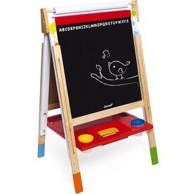 Janod Janod Schoolbord Krijtbord splash