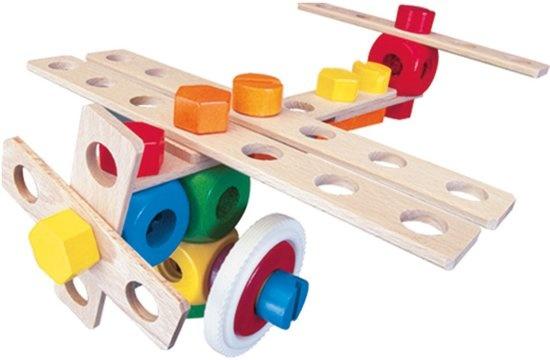 Baufix voor kinderen om te bouwen en te monteren