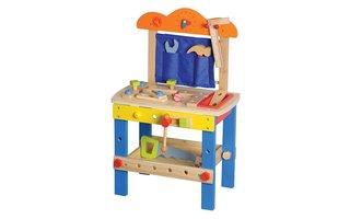 Kinderwerkbank & -gereedschap