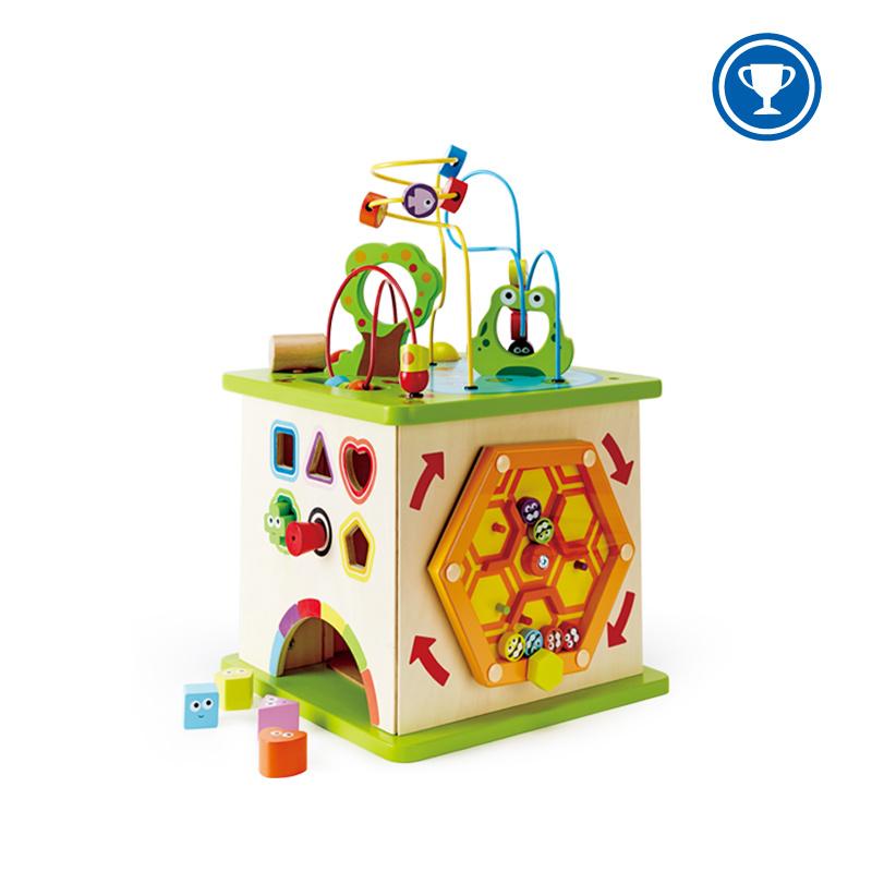 Motoriek speelgoed, blokkesets, puzzels en spellen
