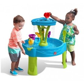 Step2 Summer Showers Splash Tower Watertafel