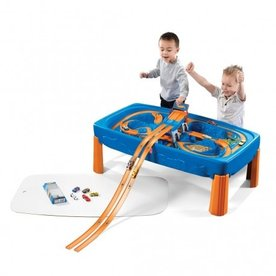 Step2 Hot Wheels Racebaan Speeltafel