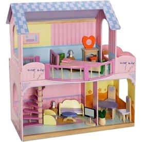 Mentari Barbie poppenhuis; Mentari