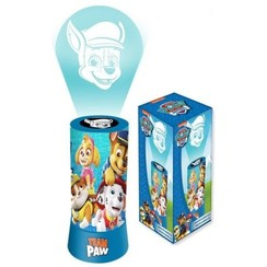 Paw Patrol Chase lamp /plafond projector