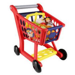 Winkelwagen inclusief accessoires