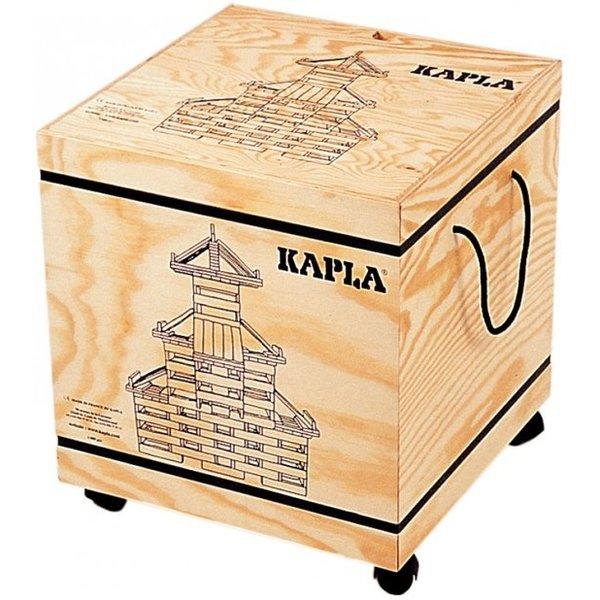 Kalpa ACTIESET: Kapla 1000 en Join Clips 400 stuks