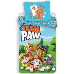 Paw Patrol Team Paw! dekbedovertrek