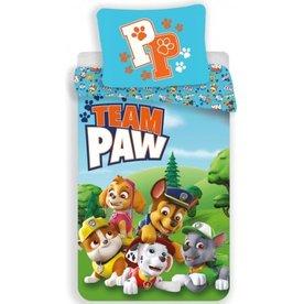 Paw Patrol Paw Patrol Team Paw! dekbedovertrek