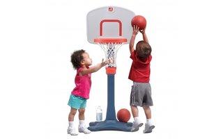 Sportmaterialen Basket- & Voetbal