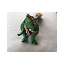 Knuffel Tyrannosaurus Rex groen