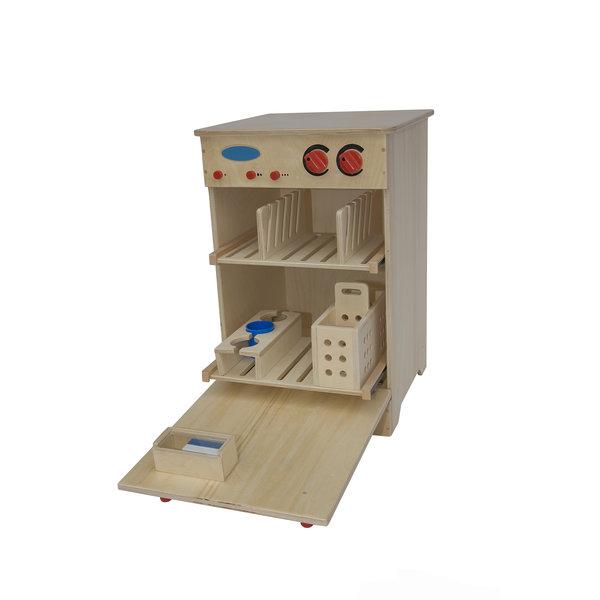 van Dijk Toys Vaatwasmachine Speelgoed, van Dijk Toys