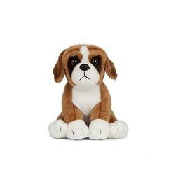 Hond Knuffel Boxer, 15 cm