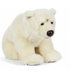 Knuffel IJsbeer Groot, 45 cm